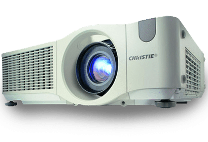 Christie-LW400-LCD-Digital-Projector-Main1